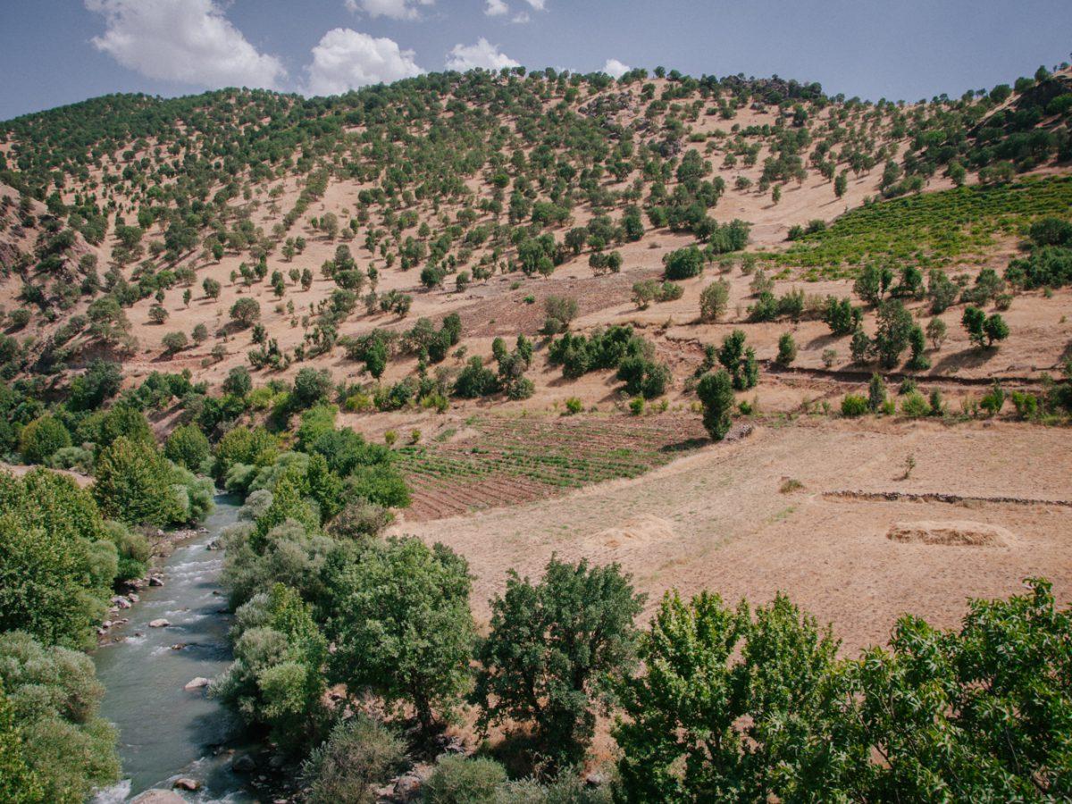 Kurdistan Rawanduz River Kira Walker